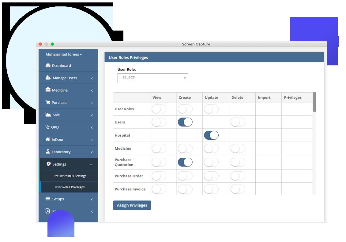 hospital management system software,Global IT Vision
