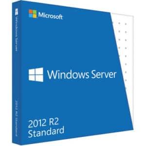 Windows server 2012 R2 OEM standard