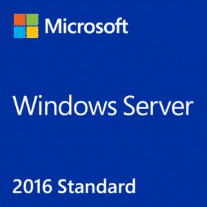 Windows Server 2016 Standard Edition